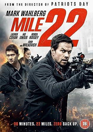 Re: 22. míle / Mile 22 (2018)