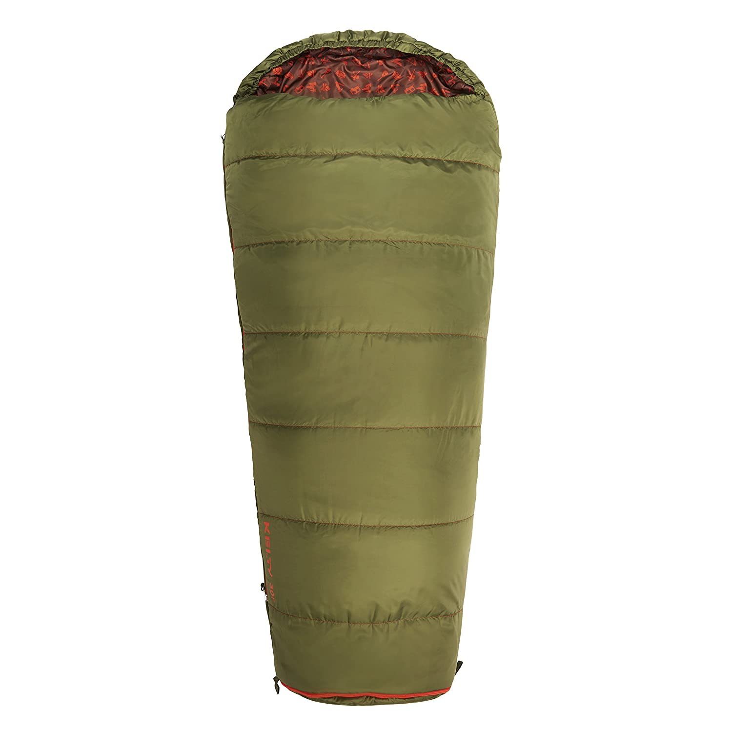 Kelty Boys /& Girls Big Dipper Sleeping Bag Camping Backpacking and More Childrens Sleeping Bag for Sleepovers
