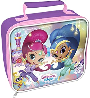 shimmer and shine cat lb 10010 insulated cooler lunch bag amazon co
