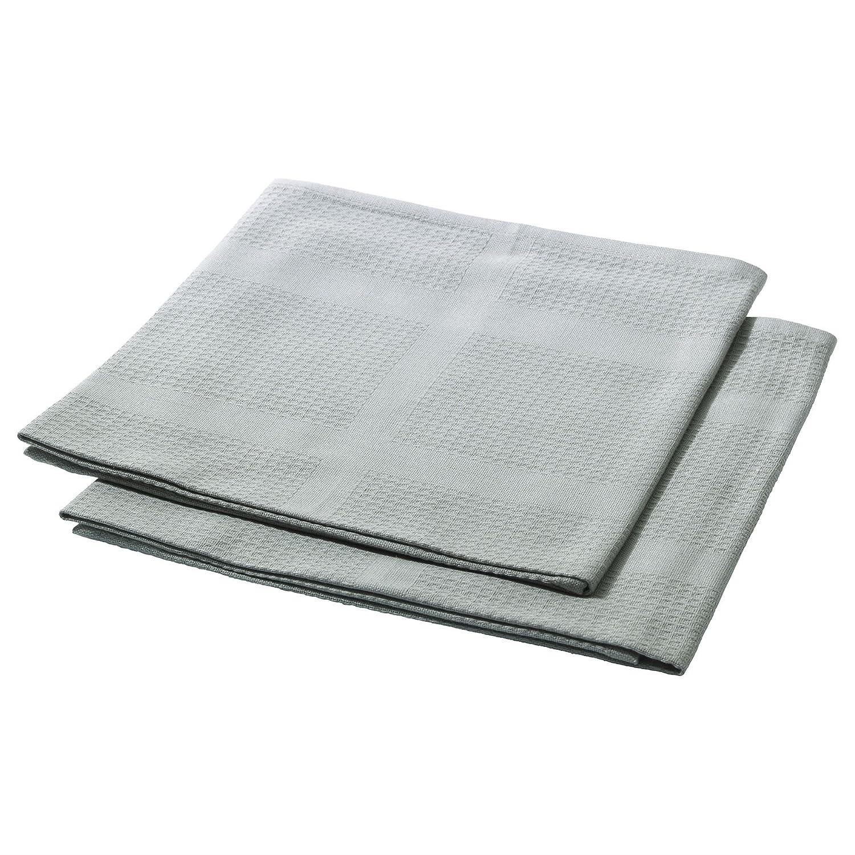 IKEA IRIS estándar calidad algodón cocina mano toalla de té (para uso Regular [Pack de 2]: Amazon.es: Hogar
