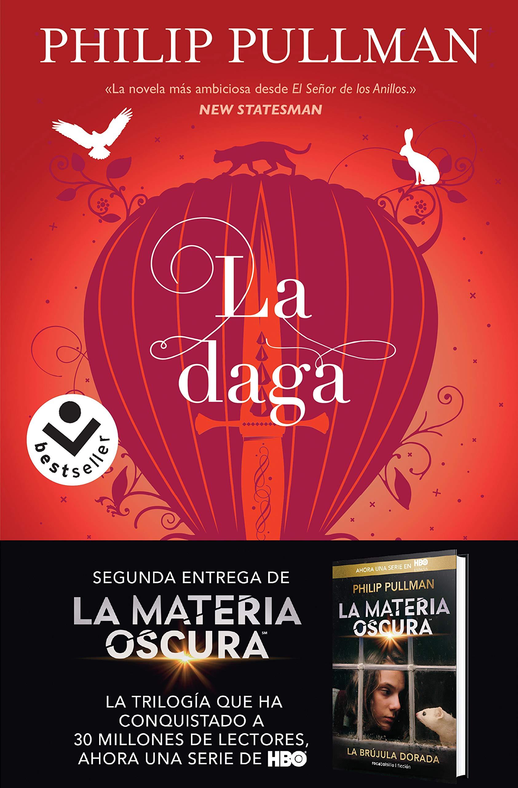 La daga (Volumen 2) (La Materia Oscura): Amazon.es: Pullman ...