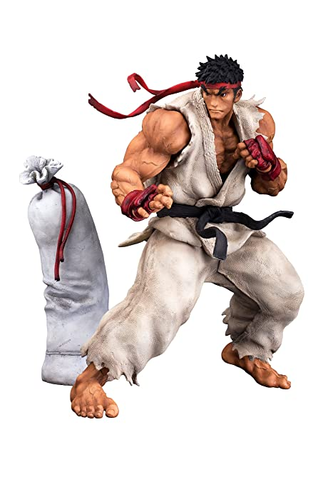 Good Smile Company Ej91142 1 Scale 8 Street Fighter Iii 3rd Strike Fighters Pvc Legendary Ryu Statue