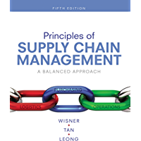 Principles of Supply Chain Management: A Balanced Approach