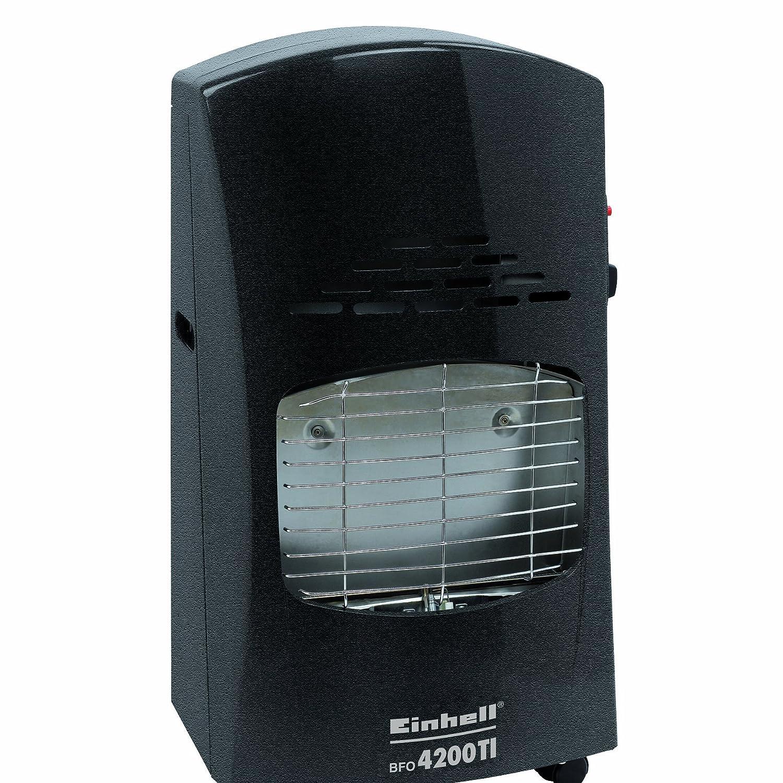 Einhell BFO 4200 TI - Estufa de gas con llama azul: Amazon.es: Bricolaje y herramientas