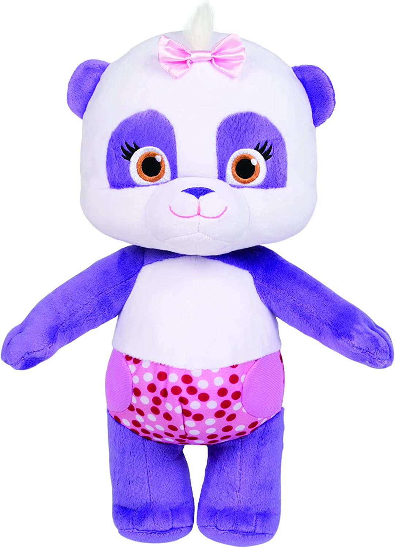 "Lulu 7/"" Stuffed Plush Baby from the Netflix Original Series Word Party"