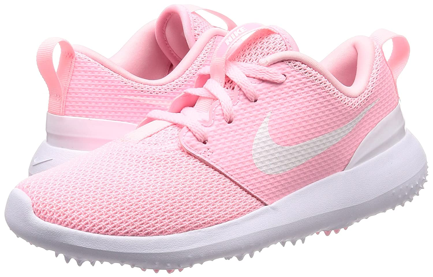 separation shoes 621b2 abed9 Nike Roshe G Spikeless Golf Shoes 2018 Women Arctic Punch White (9 B US)   Amazon.ca  Shoes   Handbags