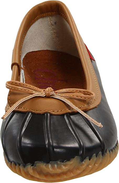 Details about  /Chooka Women/'s Waterproof Ballet Flat Choose SZ//color