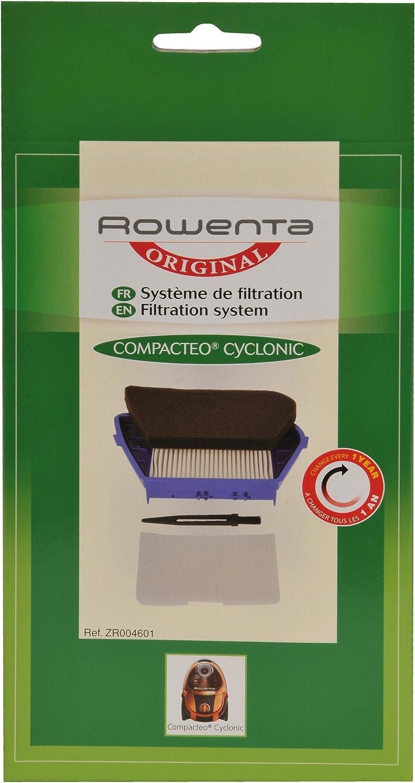 Rowenta ZR004601 Filtro de cartucho de recambio: Amazon.es: Hogar