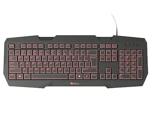 Natec Genesis RX22 Gaming Keyboard Gaming Keyboards