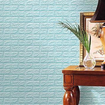 cd412083c66 Pegatina de pared Switchali moda nuevo PE Espuma 3D Pegatinas para pared  Creativo Vinilo Decorativo del ...