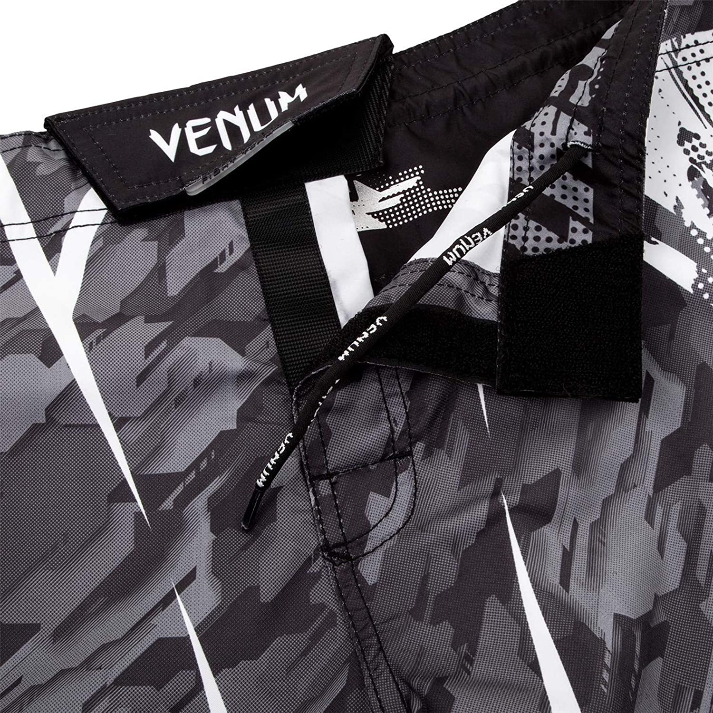 Venum Tecmo Lightweight MMA Fight Shorts Dark Gray
