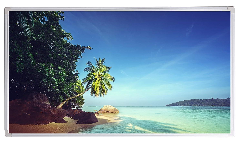 Infrarotheizung mit Bild - schöner Strand
