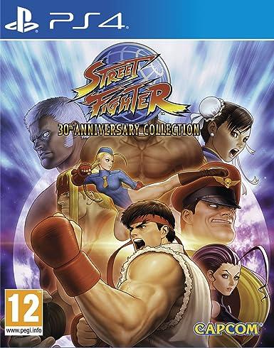 Street Fighter - 30th Anniversary: Amazon.es: Videojuegos