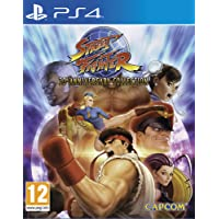 Street Fighter 30 Anniversary Collection - PlayStation 4
