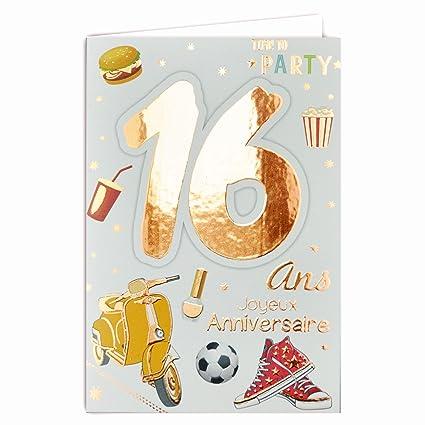 Happy Birthday 69-2016 - Tarjeta de cumpleaños para niños de ...