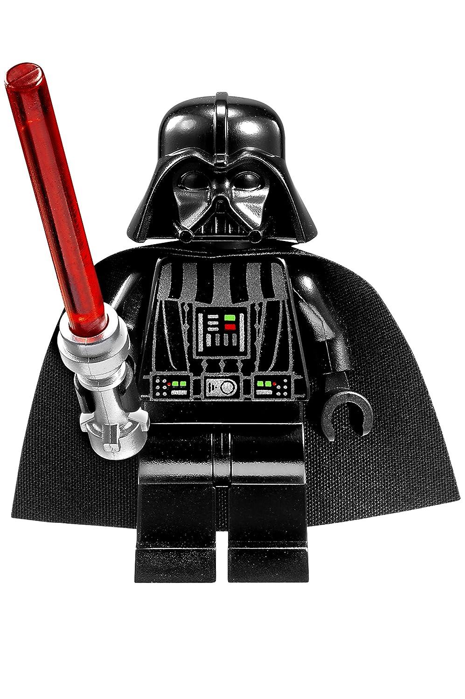 Lego Star Wars 8020301 Darth Vader Kinder Armbanduhr Mit Minifigur Yoda Kids Buildable Watch 8021032 Und Gliederarmband Zum Zusammenbauen Schwarz Rot Kunststoff Gehusedurchmesser 25