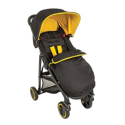 Graco Blox carrito de bebé, color negro y amarillo