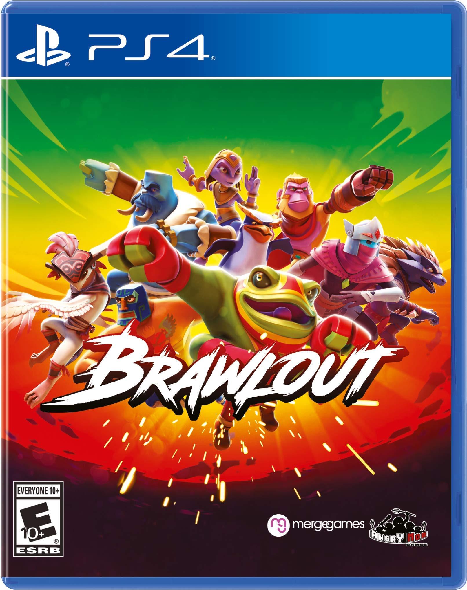 Brawlout - Playstation 4