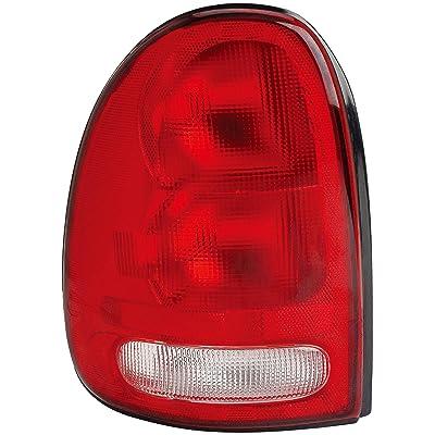 Dorman 1610458 Driver Side Tail Light Assembly for Select Chrysler / Dodge Models: Automotive