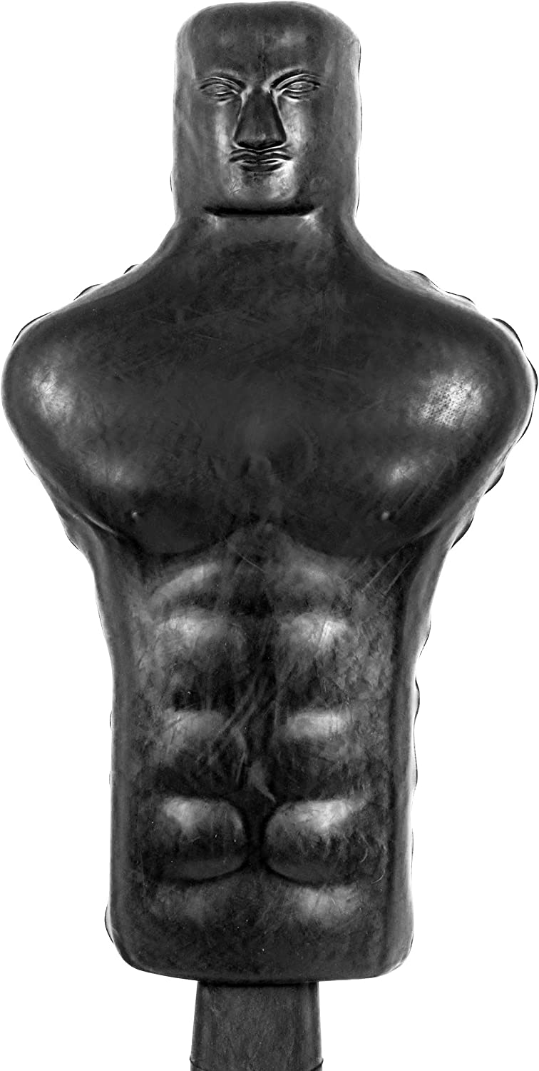 Lions Free Standing 6ft Punch Bag Boxing Stand Martial Arts Fitness Kick Punching Training Dummy