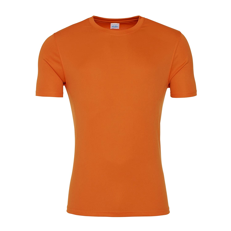 b44e388d51dd AWDis Just Cool Herren Smooth Kurzarm T-Shirt  Amazon.de  Bekleidung
