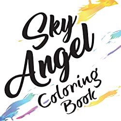 Amazon.com: Sky Angel Coloring Book: Books, Biography, Blog ...