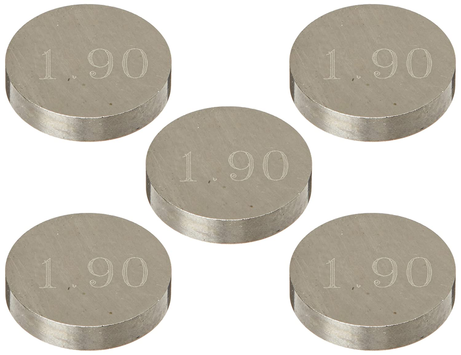 Prox Racing Parts 29.948190 9.48mm x 1.90mm Valve Shim, Pack of 5