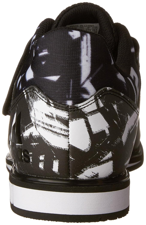 check out be9bc 61185 Zapatillas de entrenamiento cruzado Powerlift.3 para hombre de Adidas  Performance Negro   Negro   Blanco