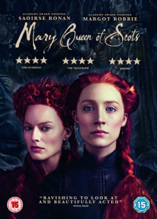 Image result for mary queen of scots dvd cover