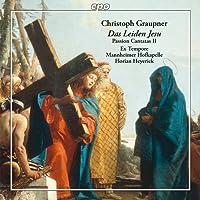 Christoph Graupner : Cantates de la Passion, vol. 2. Ex Tempore, Heyerick.