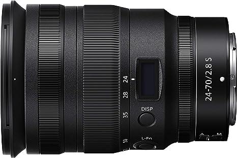 Nikon NIKKOR Z 24-70mm f/2.8 S MILC: Amazon.es: Electrónica