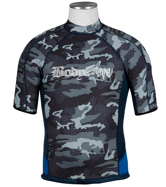 Body Glove Super Rover Short Sleeve Shirt 1mm Rash Vest