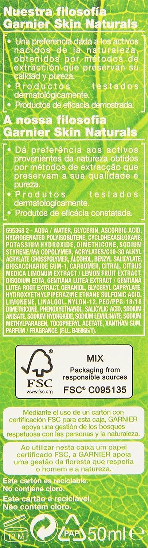 Garnier Antimanchas Hidratante Diario Unificante - 50 ml: Amazon.es: Belleza