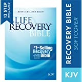 Tyndale KJV Life Recovery Bible (Softcover): Addiction Bible Tied to 12 Steps of Recovery for Help with Drugs, Alcohol…