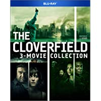 The Cloverfield 3-Movie Collection [Blu-ray]