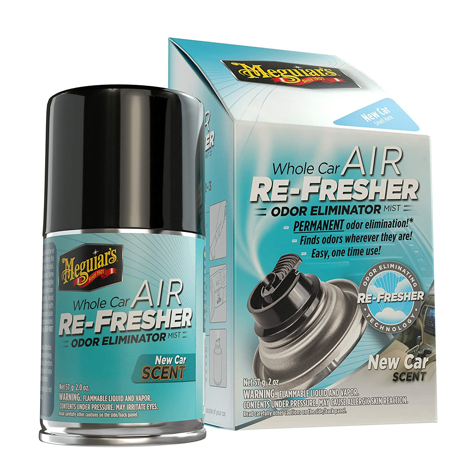 Meguiar's Whole Air Re-Fresher