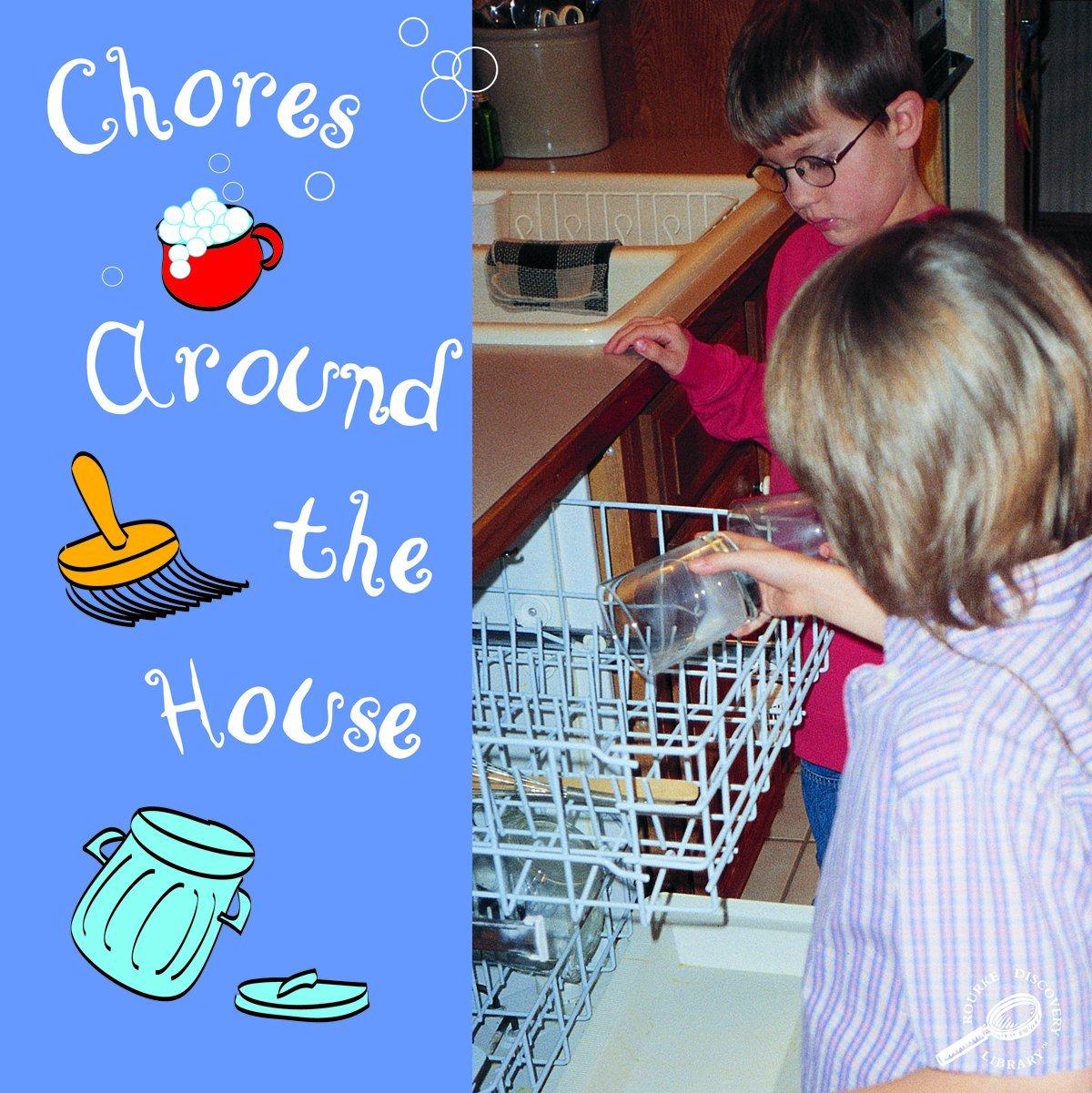 Download Chores Around the House (The World Around Me) PDF