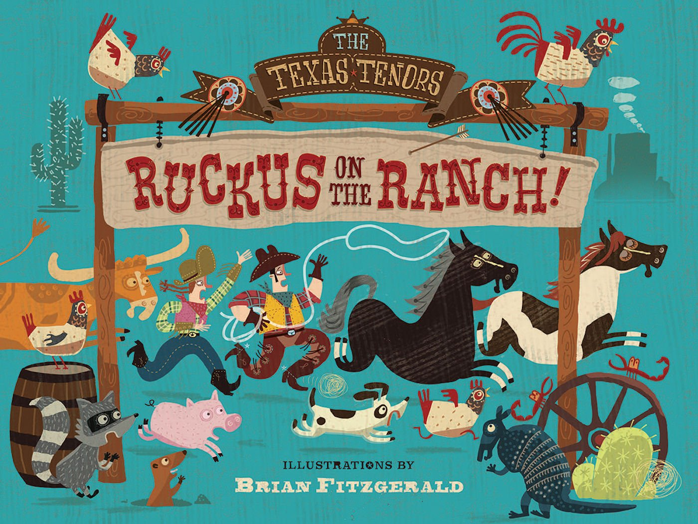 Download Ruckus on the Ranch ebook