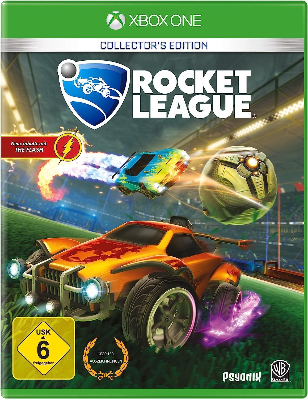 Rocket League - Collectors Edition - Xbox One [Importación ...