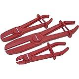 Am-Tech Lot de 3 colliers de serrage