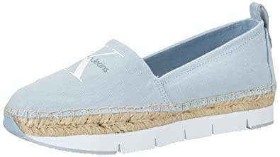 Womens Genna Heavy Canvas Low-Top Sneakers Calvin Klein Jeans Hbxb8p