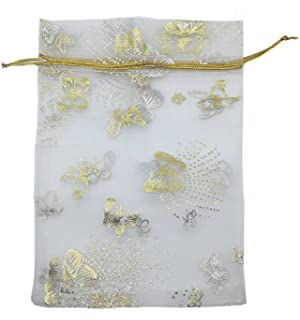 Amazon.com: 10 Pack anti-tarnish Pouch Protege de joyería de ...