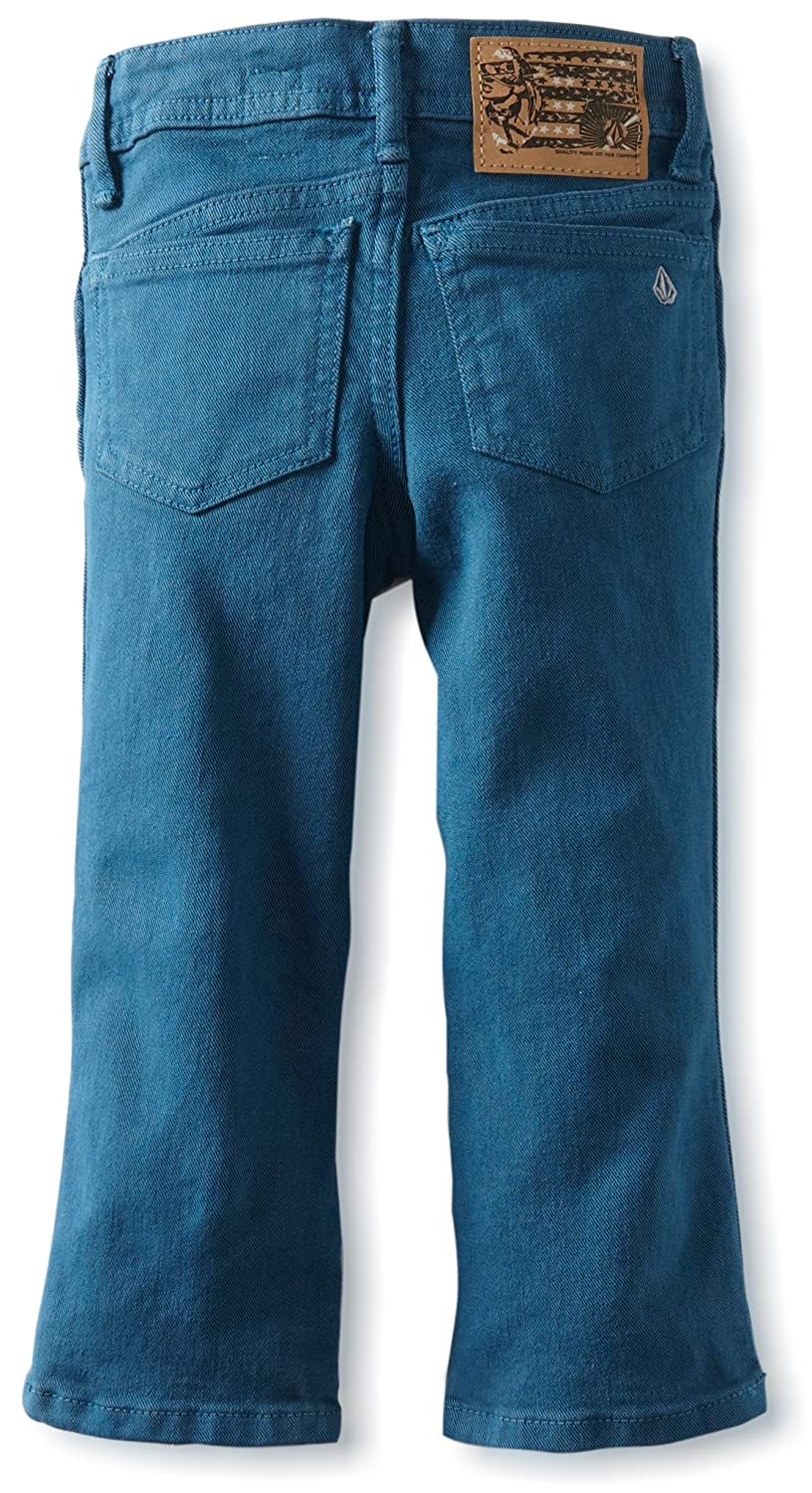 Volcom Little Boys 2x4 Jeans Little Youth Tidal Blue 6 Volcom Young Men/'s