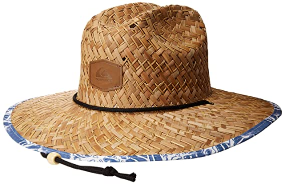 2a4db02d Amazon.com: Quiksilver Men's Outsider Sun Protection Hat: Clothing