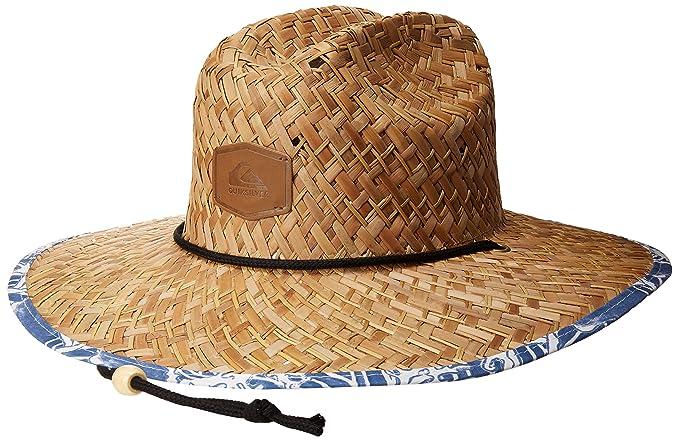 d8ad812d980fee sale quiksilver mens outsider sun protection hat bijou blue ca0d1 e47c0