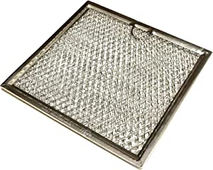 OEM GE Microwave Grease Filter Shipped with JVM7195SK2SS, JVM7195SK3SS, PNM1971SR1SS, PNM9196SF1SS, PNM9196SF2SS