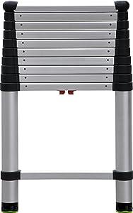 Telesteps 1400E OSHA Compliant 14 ft Reach Telescoping Extension Ladder