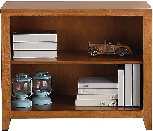 Acme Furniture 30563 Lacey Bookcase, Cherry Oak