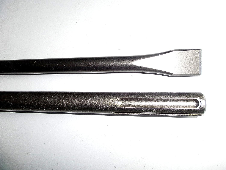 SDS MAX Burin ciseau de ma/çon L = 280/mm B = 25/mm burineur SDS MAX frappe Ciseau pour tous les bohrhammern