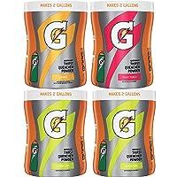 4-Pack Gatorade Thirst Quencher Powder Variety Pack 18.3oz
